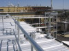 Standing Seam Safety Rail